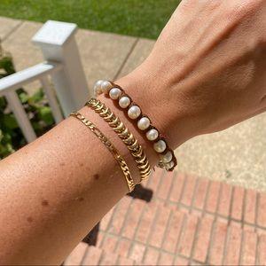 🟢AE freshwater pearl bracelet